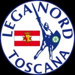 Il simbolo della Lega Nord Toscana fino al 2009