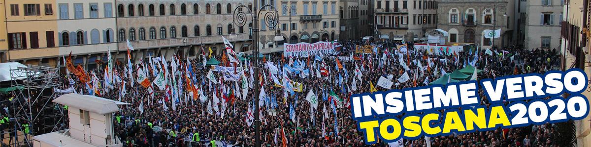 Lega Toscana per Salvini Premier